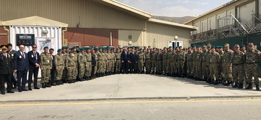 Türkiye İçişleri ve Milli Savunma Bakanları Afganistan'da