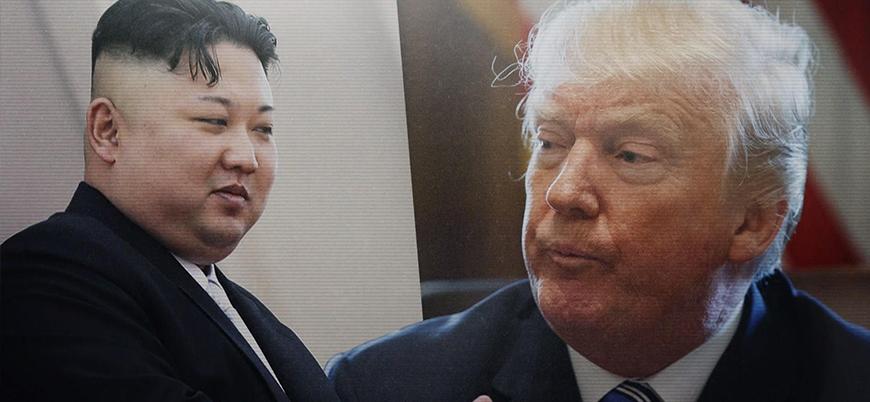 'Kuzey Kore nükleerden arınma konusunu görüşmeye hazır'
