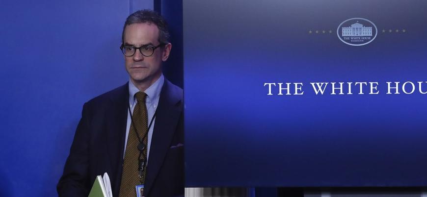 Beyaz Saray'da bir isim daha görevinden ayrılıyor