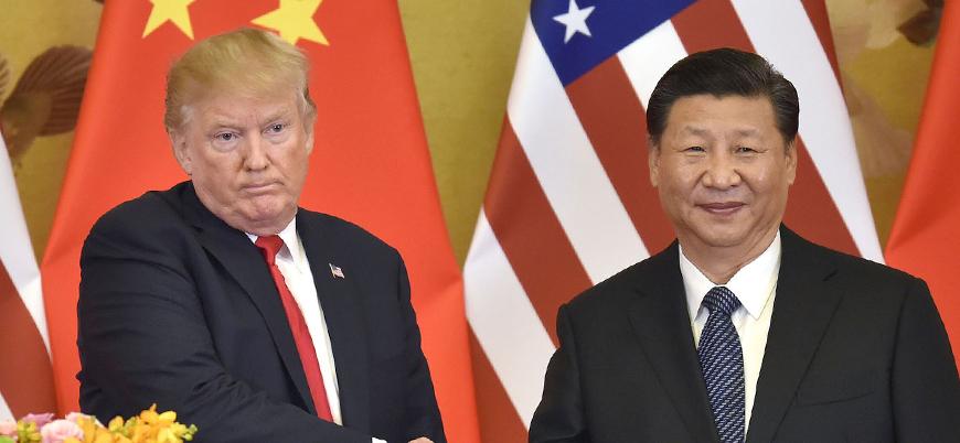 Trump: Çin ticaret engellerini aşacaktır