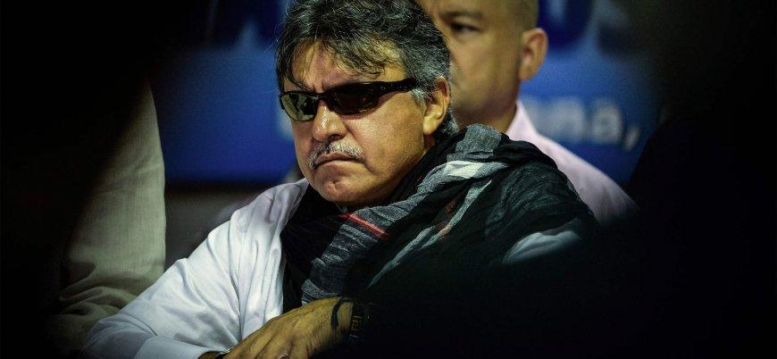 FARC'ın sembol ismine gözaltı