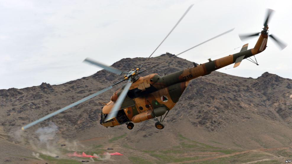 Taliban üç günde iki helikopter düşürdü