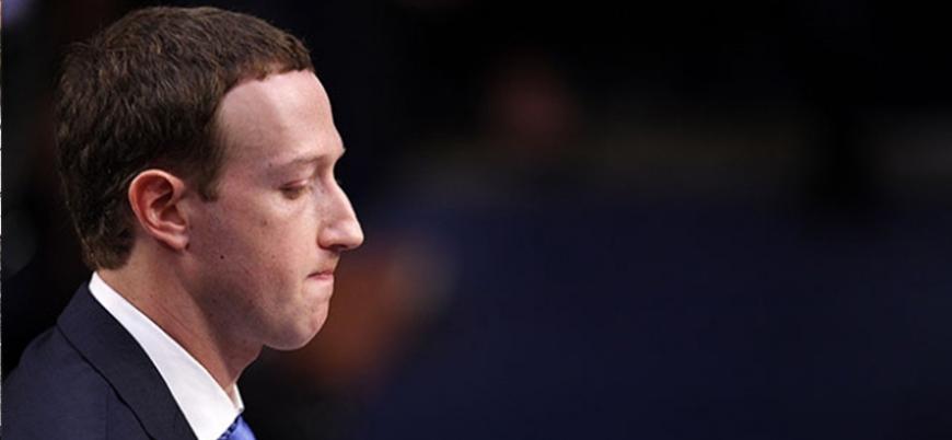 Facebook kurucusu Zuckerberg ABD Senatosu'nda ifade verdi
