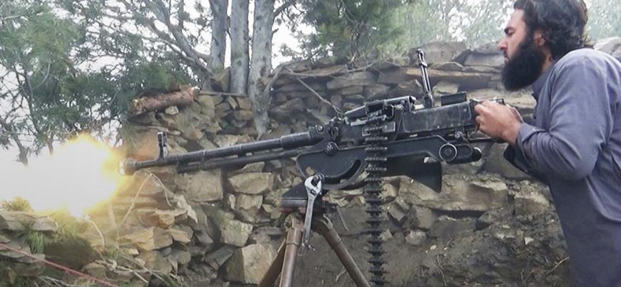 IŞİD'den Afganistan'da Taliban mevzilerine saldırı