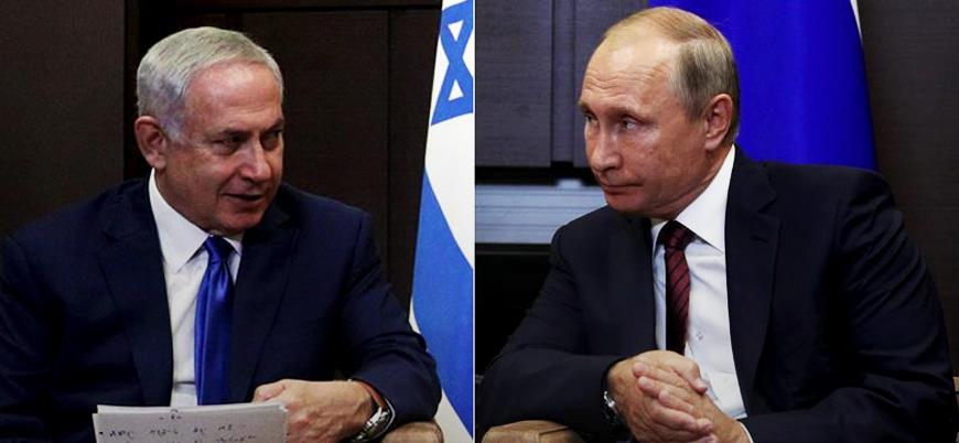 Putin davet etti: Netanyahu 9 Mayıs'ta Moskova'da