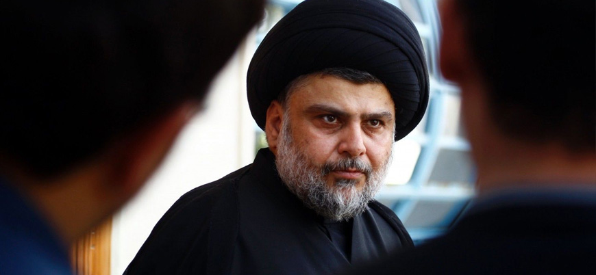 Sadr: Elimiz kolumuz bağlı kalmayacağız