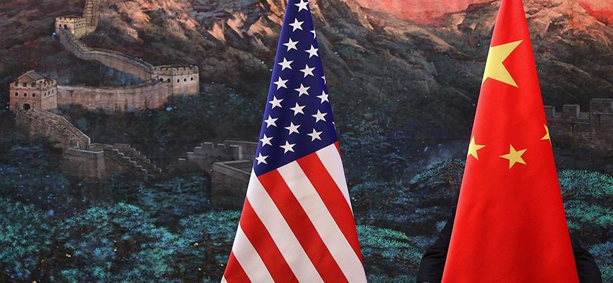 ABD ile Çin'in ticaret hayatı Pekin'de masaya oturdu