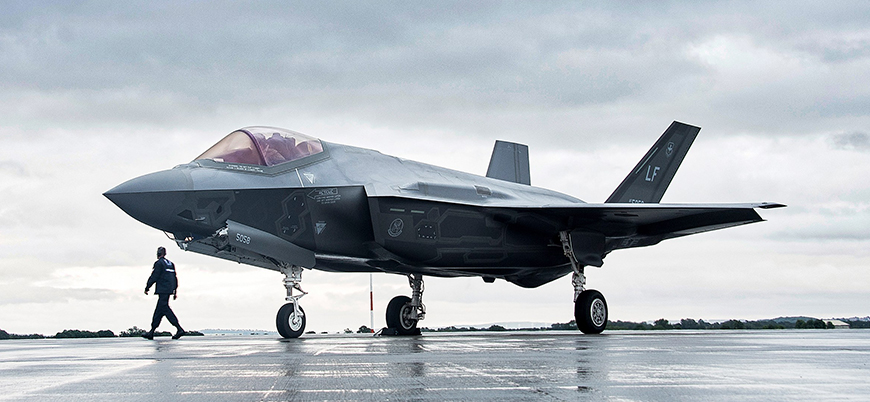 Pentagon: F-35 programından çıkarılan Türkiye'nin kaybı 9 milyar dolar