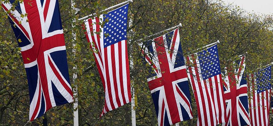 ABD ve İngiltere 'Esed'den hesap sorulması' konusunda anlaştı