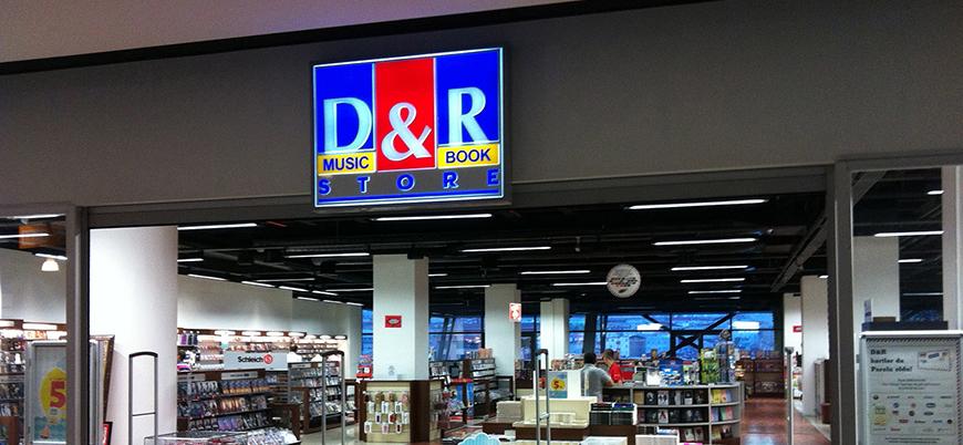 D&R 440 milyon liraya Turkuvaz Grubu'na satıldı