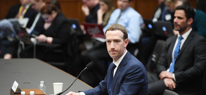 Avrupa Parlamentosu Zuckerberg'i ifadeye çağırdı