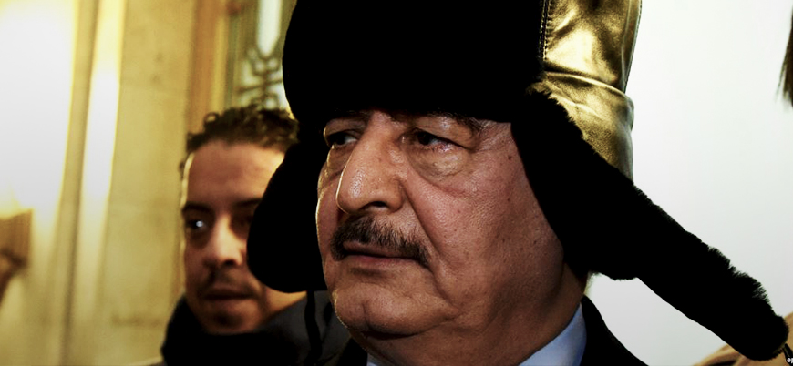 'Halife Hafter öldü'
