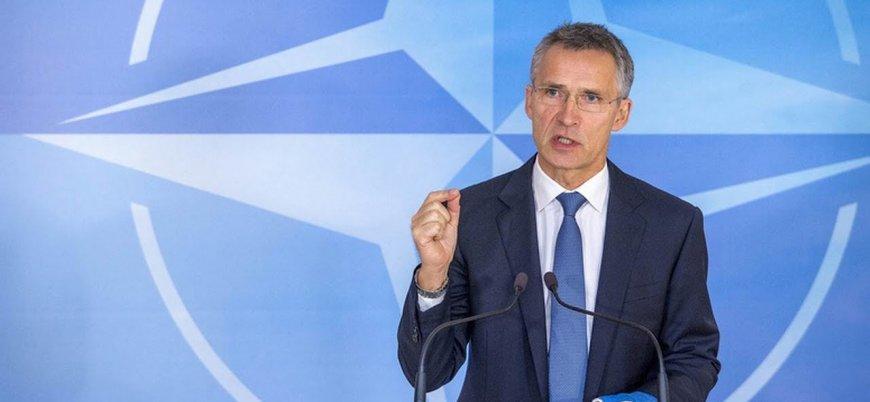 NATO'dan ABD'nin Suriye operasyonuna destek