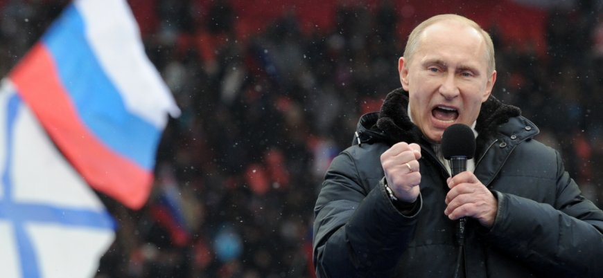 Putin yasayı onayladı: ABD ve Batılı ülkelere yaptırımlar yolda
