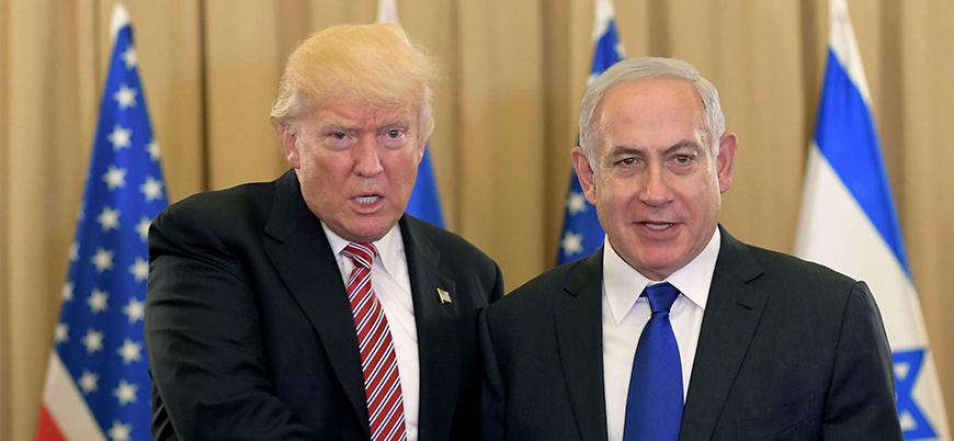 Netanyahu'dan ABD'nin Suriye saldırısına destek
