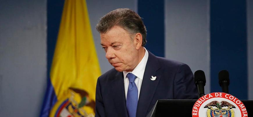 Kolombiya: Venezuela hükümetine karşı acımasız olacağız