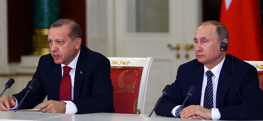 Erdoğan Putin ile görüştü: Gerilim daha fazla tırmandırılmamalı