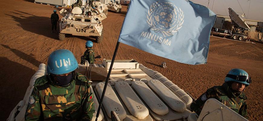 Mali'de BM askeri üssü onlarca roketle vuruldu: Ölü ve yaralılar var