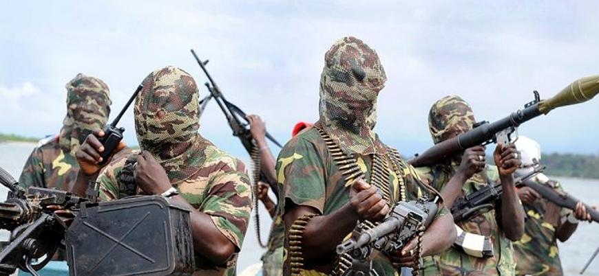 Nijerya'dan Boko Haram'ın 'kalesine' saldırı