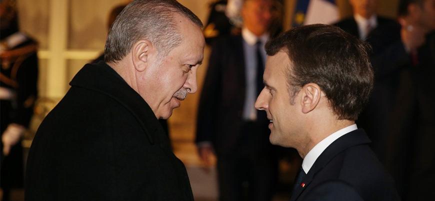 Erdoğan Macron ile telefonda 'operasyonu' görüştü