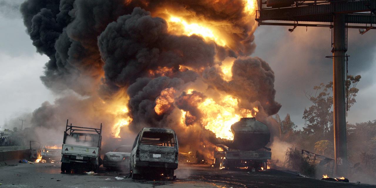 Mozambik'te yakıt tankeri faciası: 73 ölü
