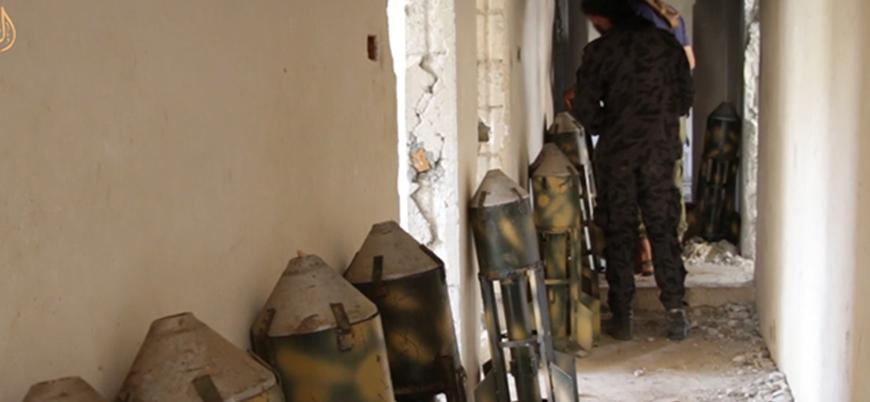 Tahriru'ş Şam'dan Dera'a'da rejim noktalarına saldırı