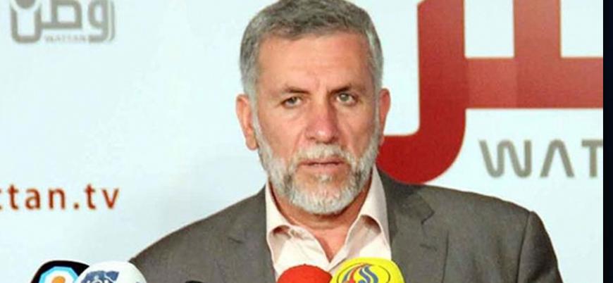 İsrail Hamas liderlerinden Tavil'i Batı Şeria'da gözaltına aldı