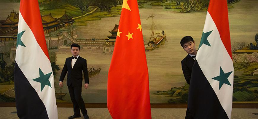 Çin: Suriye'de krizin tek çözüm yolu siyasi uzlaşı