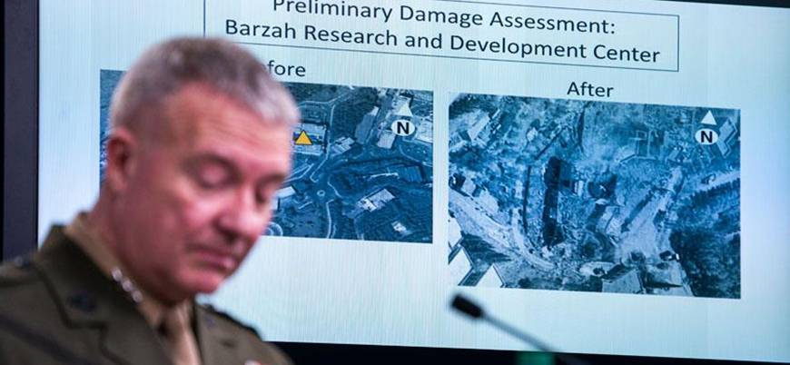 Pentagon Suriye operasyonunu ayrıntılarıyla anlattı