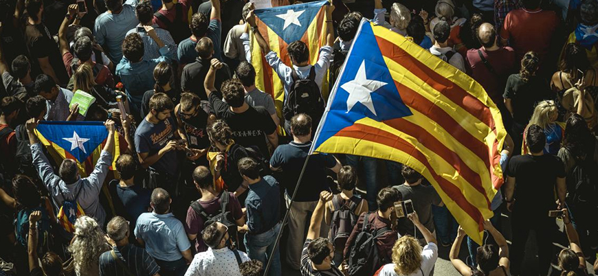 9 Katalan lidere hapis cezası