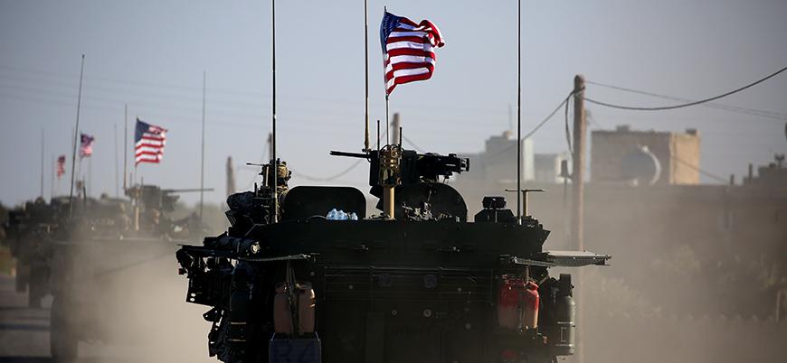 ABD: Amaçlarımızı gerçekleştirmeden Suriye'den çıkmayacağız