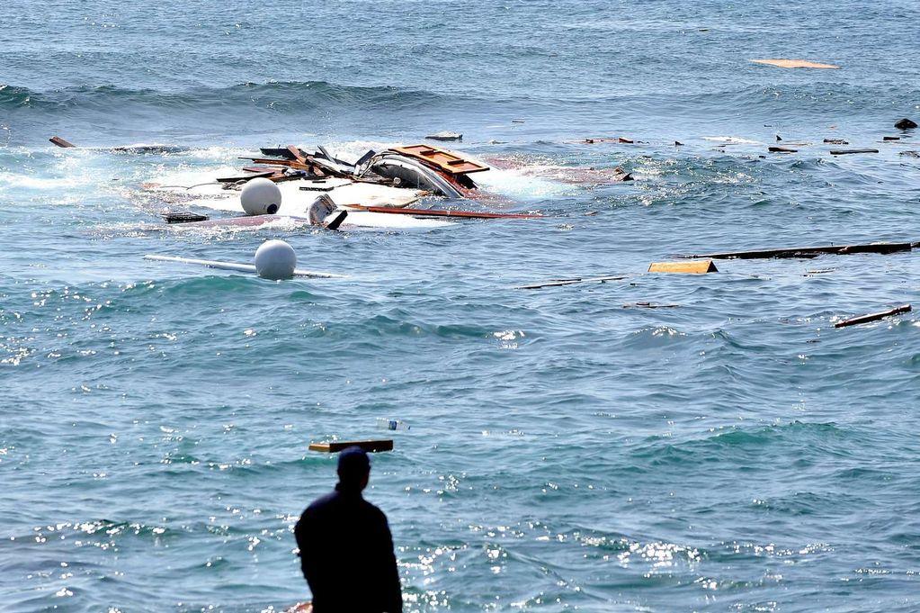 Akdeniz'de üç günde 365 göçmen öldü