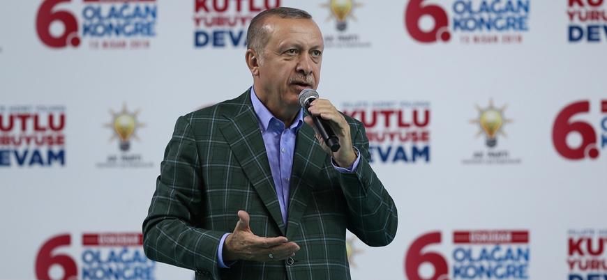 Erdoğan: Suriye'de Türkiye'siz adım atmak mümkün değil