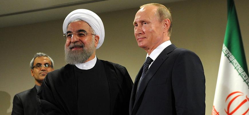 İran: Bölgede yaşananlar Rusya ile yakınlaşmamızı sağlıyor