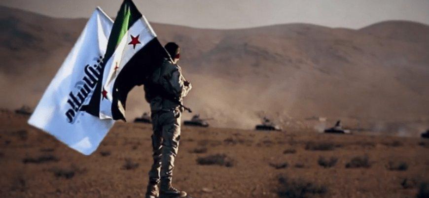 Muhalifler Şam'ın kuzeyinde saldırıya geçti