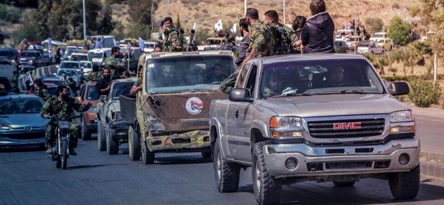 Rejim koalisyonu başkent Şam'da IŞİD'in kalesine saldırı başlatacak