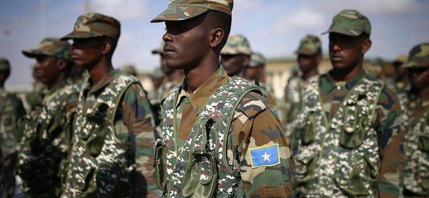 BAE, Somali'deki eğitim programını sonlandırdı