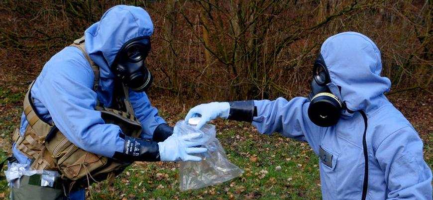 Kimyasal silah inceleme heyetinin Duma'ya girişine Çarşamba günü izin verilecek