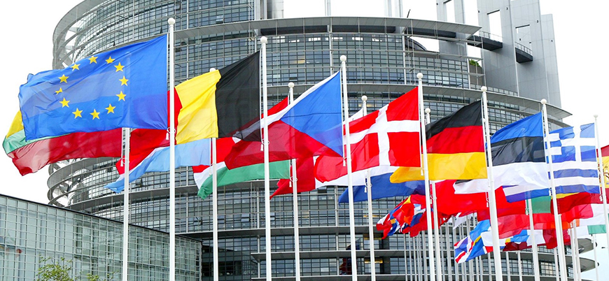 Avrupa Parlamentosu Genel Kurulu'nda Suriye görüşülecek