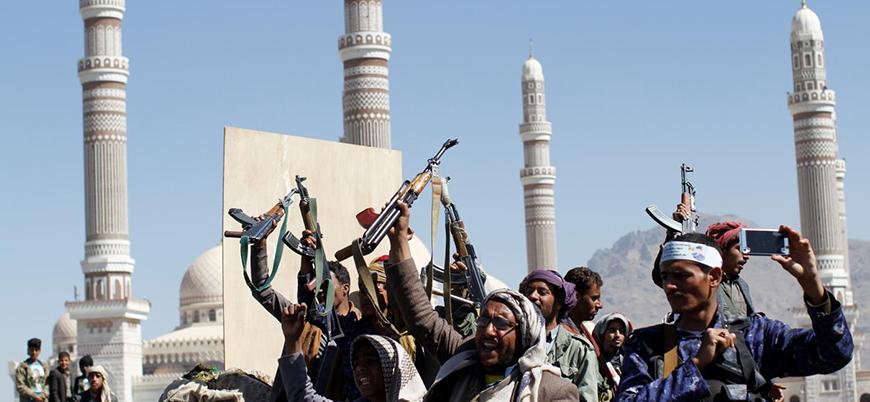 Husiler Suudi Arabistan'a 5 günde 6 füze attı