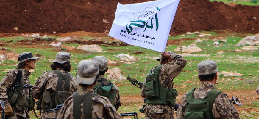 HTŞ karşıtı ittifak Halep'in batısında ilerliyor