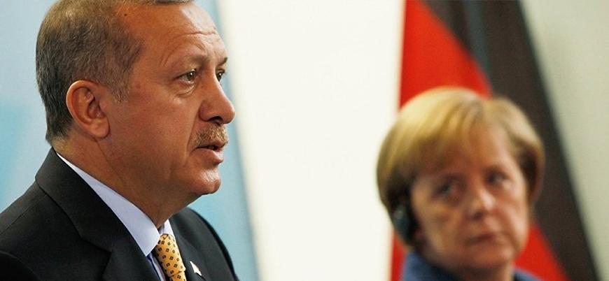 Merkel: Türkiye'nin Akdeniz'deki sondaj faaliyetlerinde Rum yönetiminin çıkarlarını savunacağız
