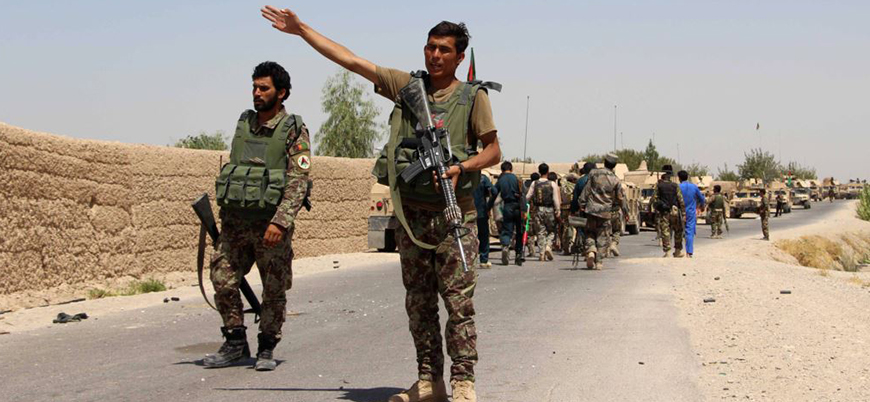 Taliban, Ferah'da geri püskürttüğü saldırılara dair görüntüler yayınladı