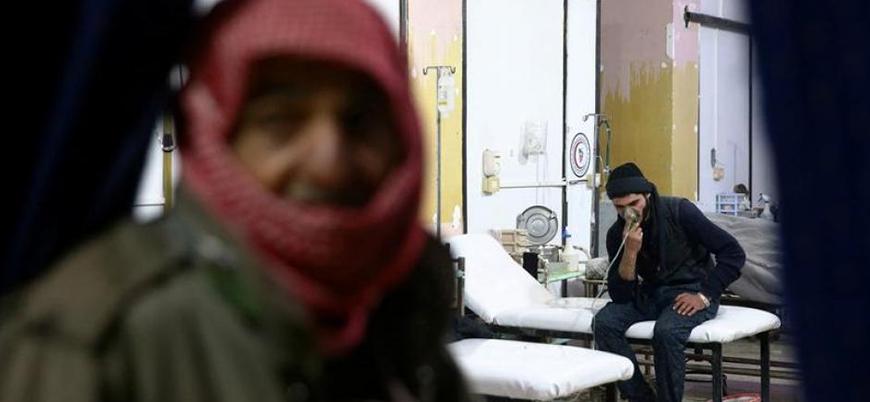 ABD: Esed rejimi kimyasal saldırı gerçekleştirdi