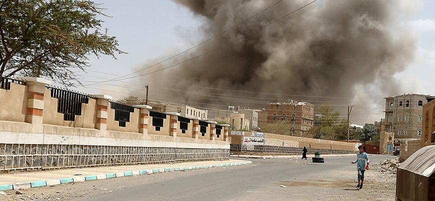 Yine siviller vuruldu: Suudi Arabistan'dan Yemen'de hava saldırısı