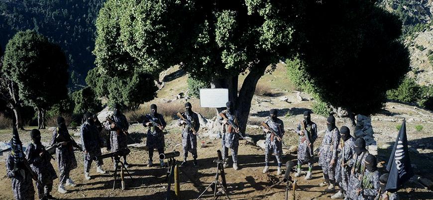 IŞİD Afganistan'da gövde gösterisi yaptı