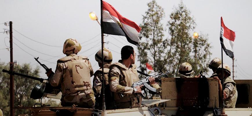 'IŞİD'in yöneticilerinden biri Sina'da öldürüldü'