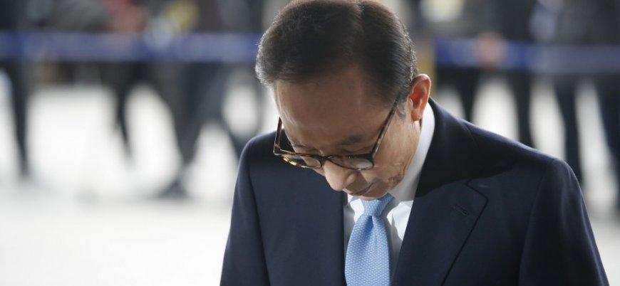 Eski Devlet Başkanı Lee'nin mal varlığı donduruldu