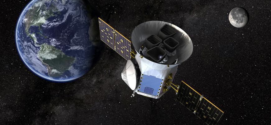 NASA 337 milyon dolarlık uzay aracını fırlattı