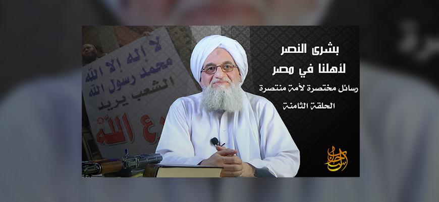 El Kaide lideri: Kardeşlerimi yeni bir başlangıca çağırıyorum